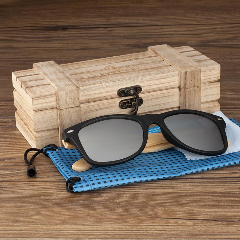 Ochelari de soare Bobo Bird cu lentila gri