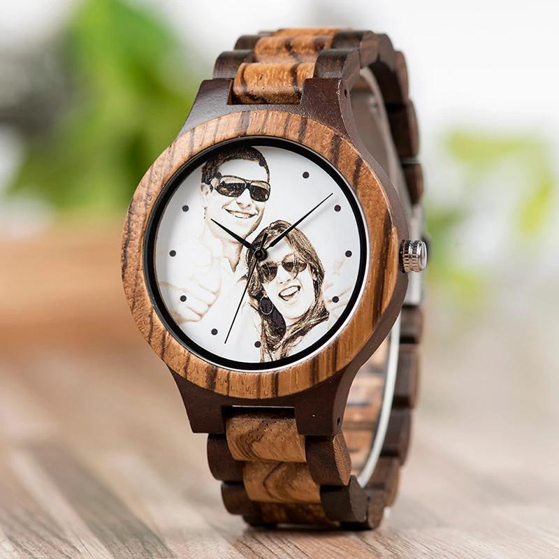 personalizare ceas