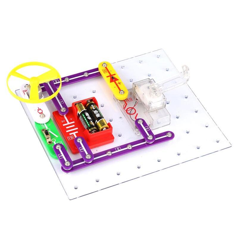 Kit constructie circuite electrice W6888