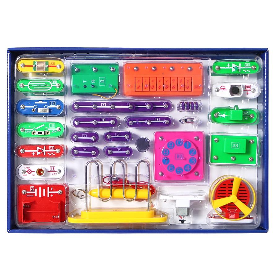 Kit constructie circuite electronice W789