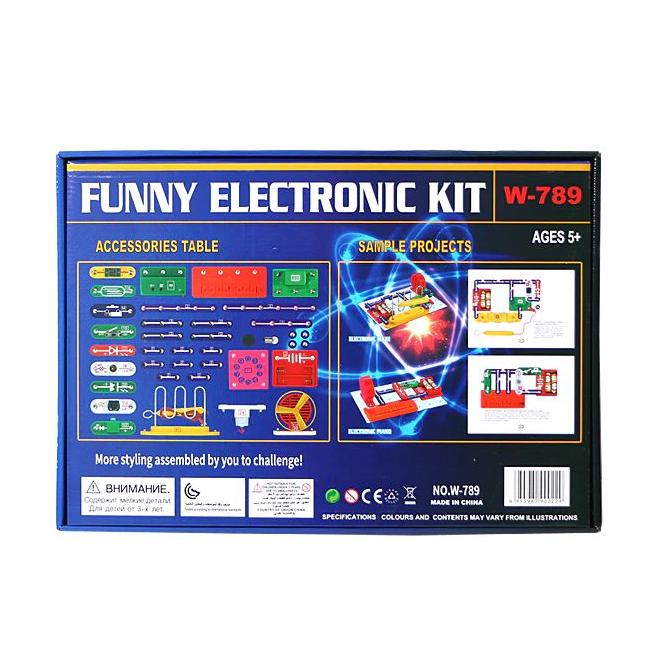 set constructie circuite electrice W789