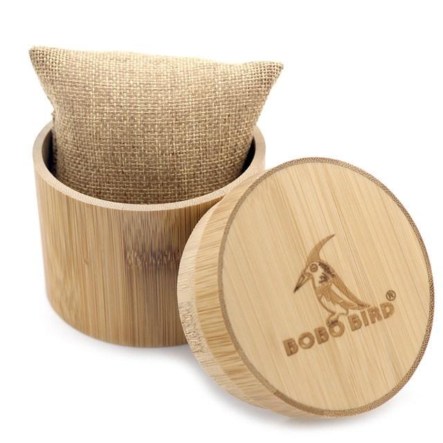 cutie-ceas-Bobo-BirdBird cu curea din silicon rosu, R11-1