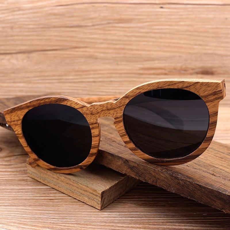 Ochelari de soare din lemn Bobo Bird